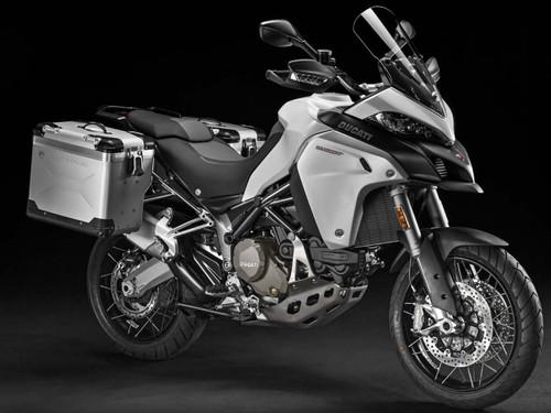Ducati Multistrada 1200/1260 Radiator & Oil Cooler Guard All Models 2015-2019