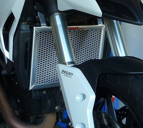 Ducati Hypermotard 821cc 2013-2015 Radiator Guard