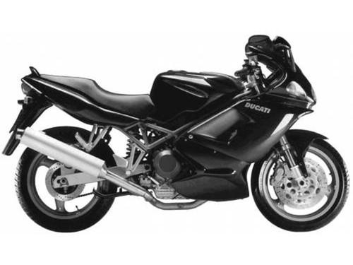 Ducati ST2 & ST4 1998-2004 Radiator Guard