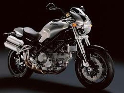 Ducati Monster S2R 1000/s 2006-2008 Oil Cooler Guard