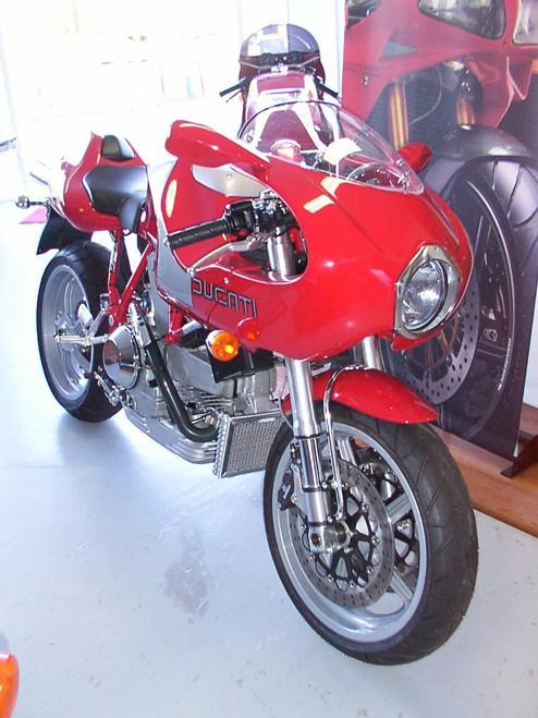 Ducati MH900 Evolution All Models - Oil Cooler Guard