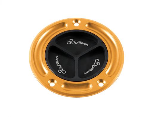 Lightech - Spin Locking Fuel Caps - Ducati