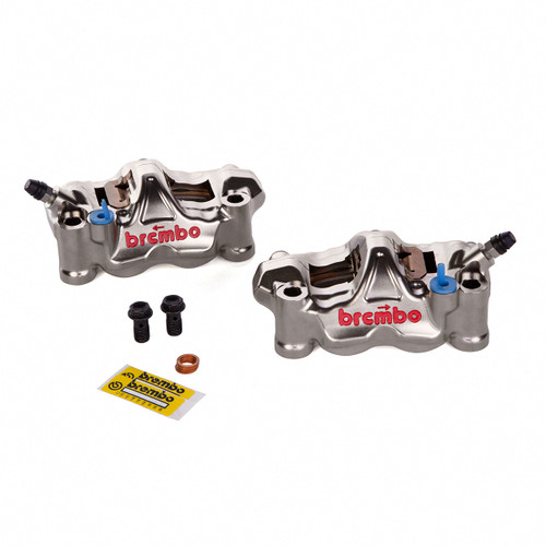 Brembo GP4-RX CNC 2 Piece 100mm Caliper Set