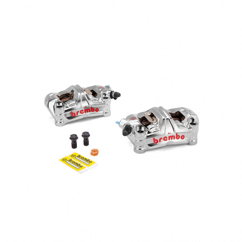 Brembo GP4-MS Billet Monobloc Brake Caliper Set 100mm