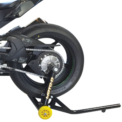 "MOTO-D ""Pro-Series"" Single Sided Rear Swingarm Stand"
