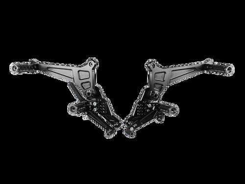 Bonamici Ducati Scrambler Rearsets w/Passenger Footpegs (15-17)