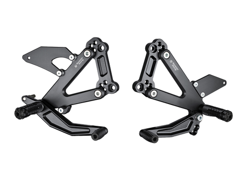Bonamici Ducati Supersport Rearsets (98-07) - Paul Smart / Sport 1000 (05-06)