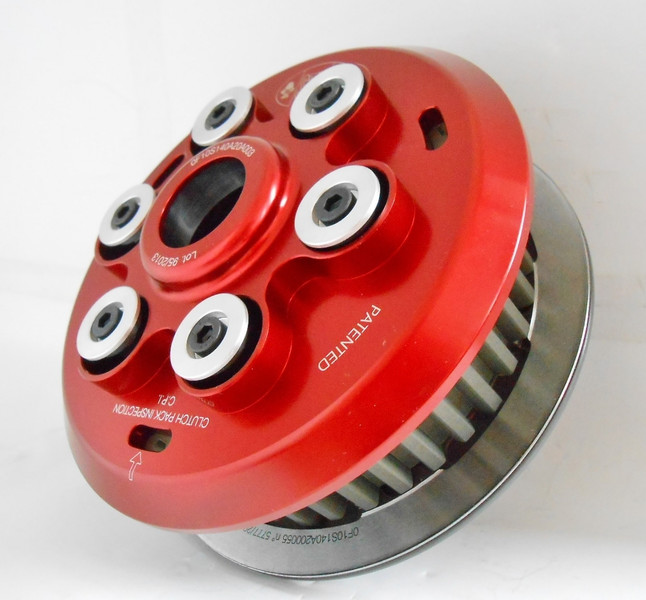 STM Italy Original 6 Spring Dry Slipper Clutch Ducati 748-1198,M600-M1100,SuperSport, Hypermotard 1100