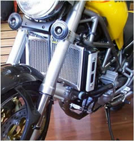 Ducati Monster S4/S4R 2001-2005 - Radiator Guard