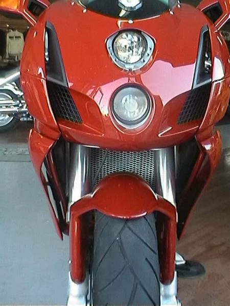 Ducati 749 & 999 2002-2004. Radiator & Oil Guard Set