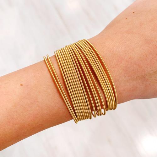 """Bella"" Bracelets (Gold)"