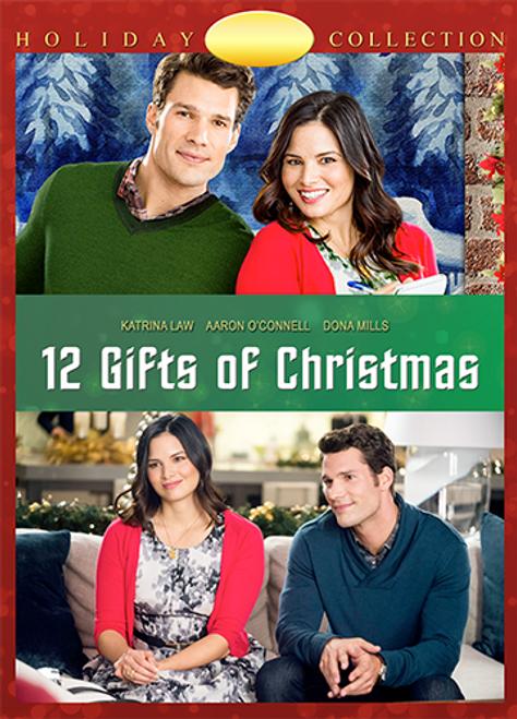 12 Gifts of Christmas (2015) DVD