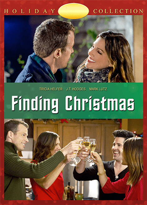 Finding Christmas (2013) DVD