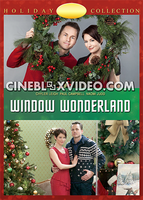 Window Wonderland (2013) DVD