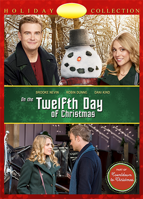 On the Twelfth Day of Christmas (2015) DVD
