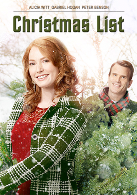 Christmas List (2016) DVD