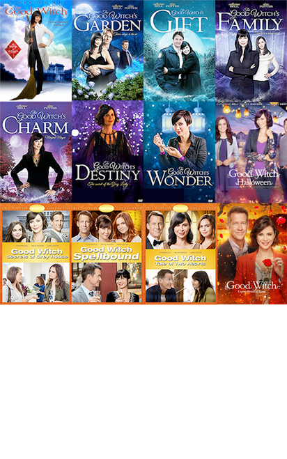 The Good Witch - Complete Series - All 12 Movies BOXSET DVD