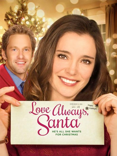 Love Always, Santa (2016) DVD