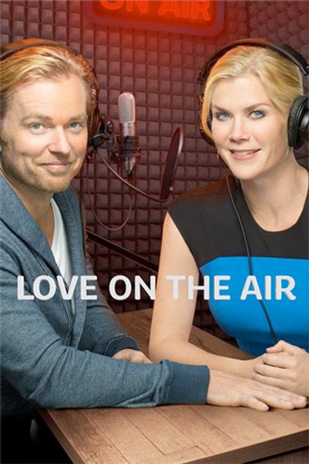 Love on the Air (2015) DVD