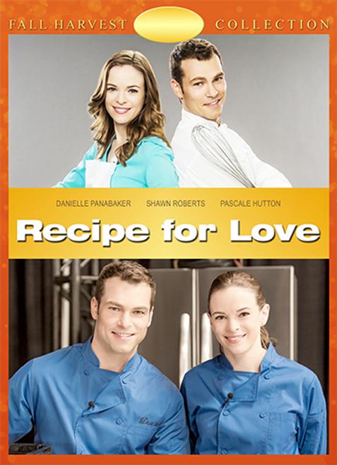 Recipe for Love (2014) DVD