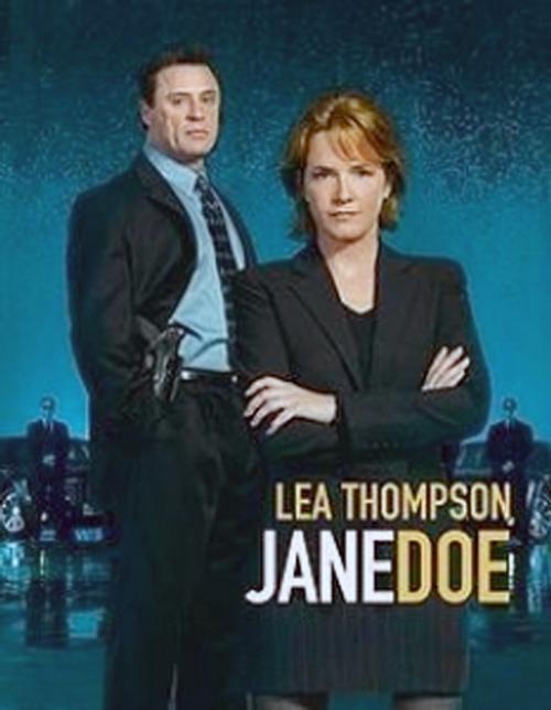 Jane Doe Mystery - Complete Series BOXSET DVD