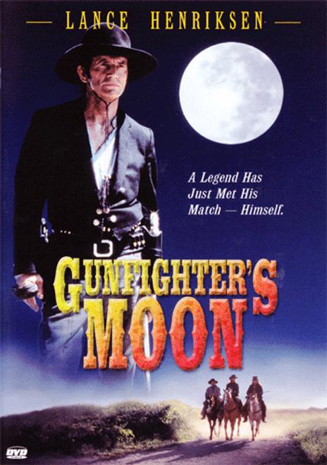 Gunfighter's Moon (1995) DVD