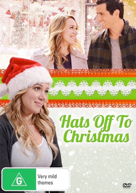 Hats Off to Christmas! (2013) DVD
