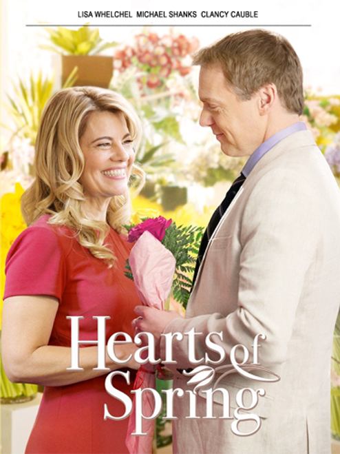Hearts of Spring (2016) DVD