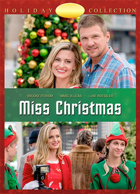 Miss Christmas (2017) DVD