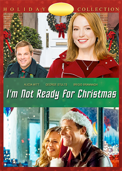 I'm Not Ready for Christmas (2015) DVD