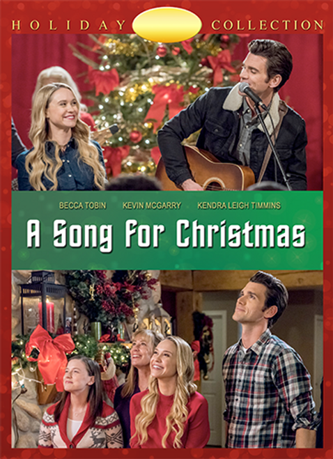 A Song for Christmas (2017) DVD