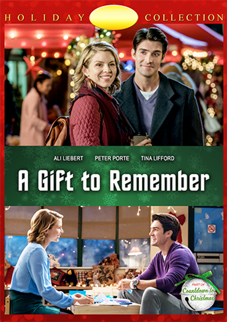 A Gift to Remember (2017) DVD