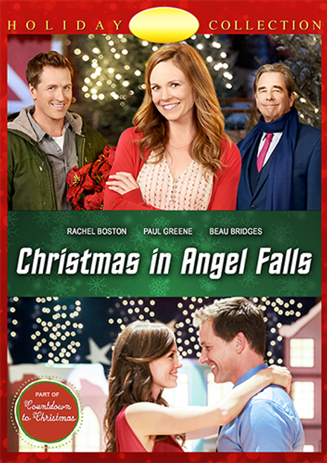 Christmas in Angel Falls (2017) DVD