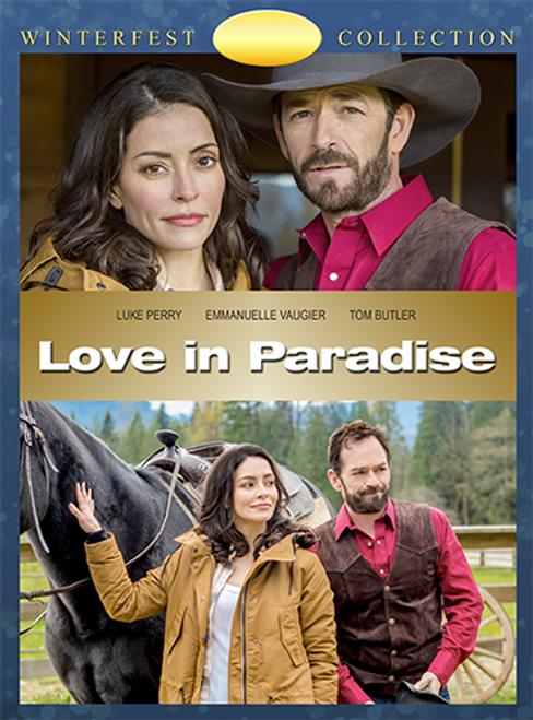 Love in Paradise (2016) DVD