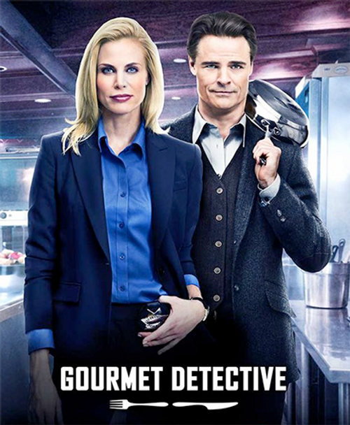 Gourmet Detective - Complete Series BOXSET DVD