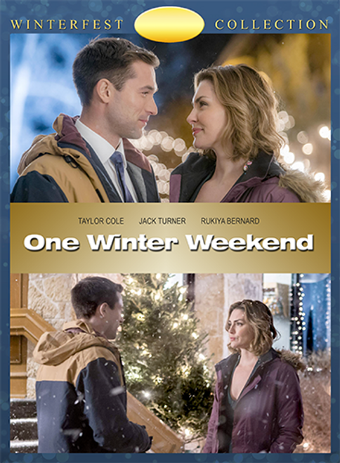 One Winter Weekend (2018) DVD