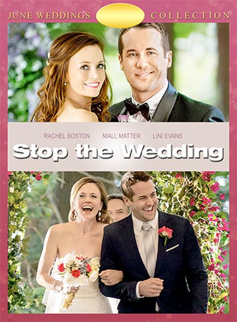 Stop the Wedding (2016) DVD