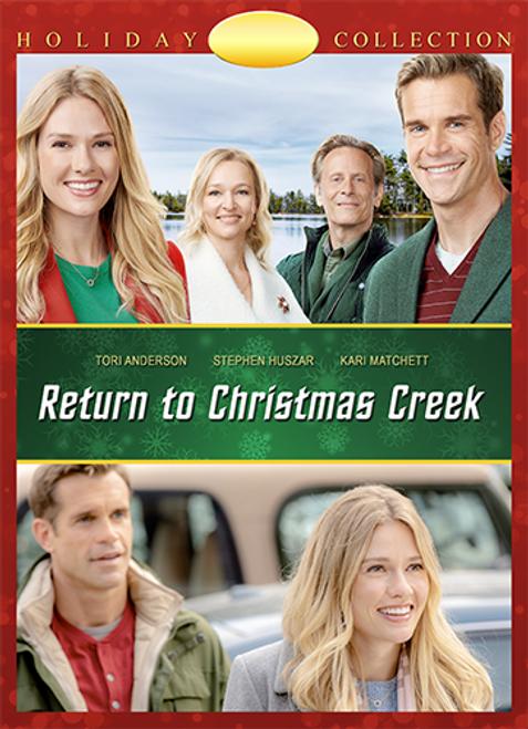 Return to Christmas Creek (2018) DVD