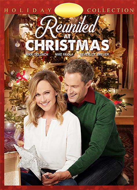 Reunited at Christmas (2018) DVD