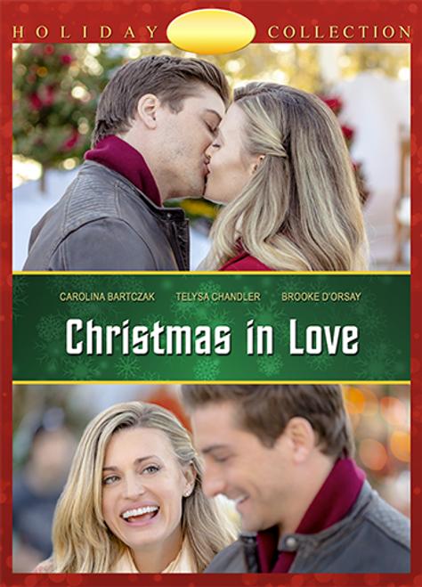 Christmas in Love (2018) DVD