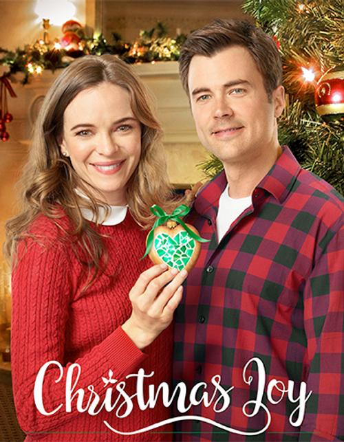 Christmas Joy (2018) DVD