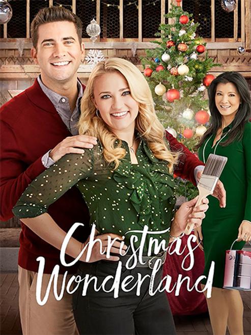 Christmas Wonderland (2018) DVD