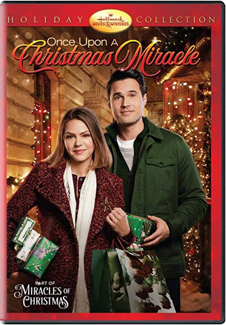 Once Upon a Christmas Miracle (2018) DVD