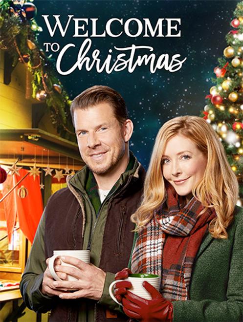 Welcome to Christmas (2018) DVD
