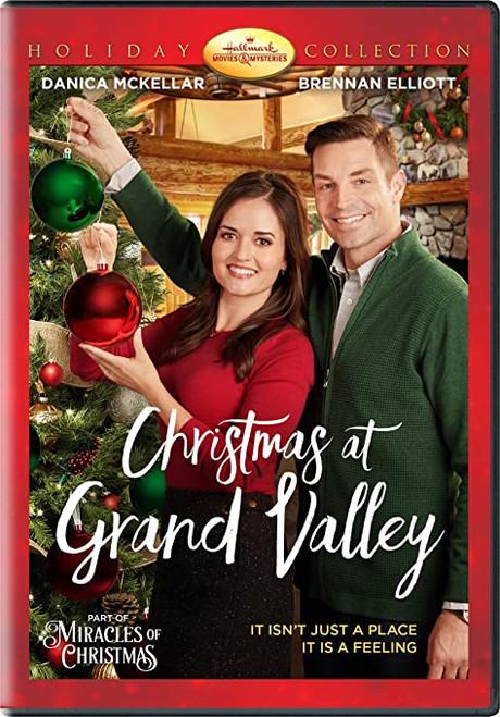 Christmas at Grand Valley (2018) DVD