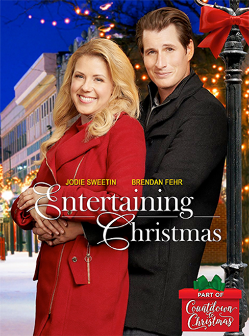 Entertaining Christmas (2018) DVD
