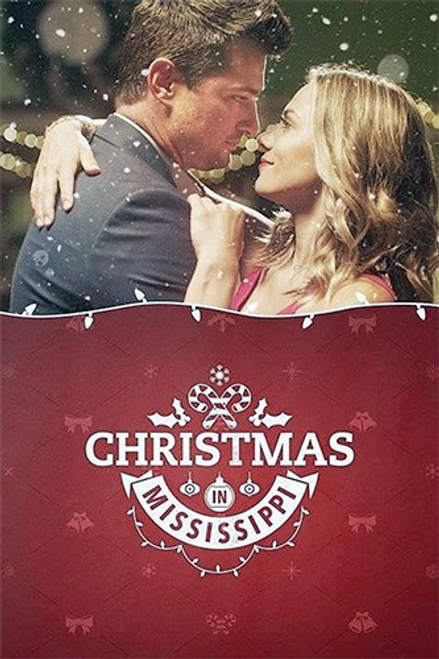 Christmas in Mississippi (2017) DVD