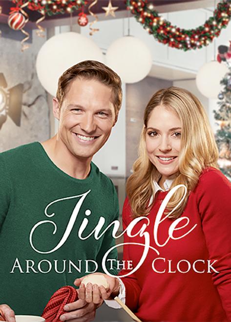 Jingle Around The Clock (2018) DVD
