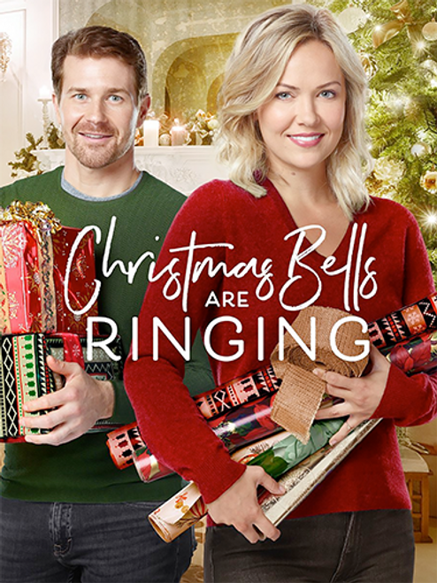 Christmas Bells Are Ringing (2018) DVD