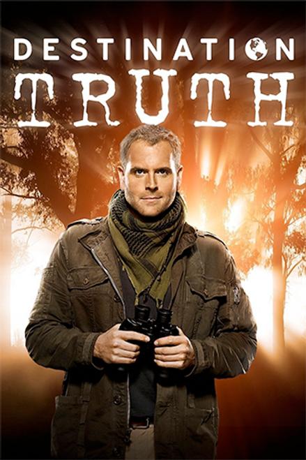 Destination Truth - Complete Seasons (1-5) BOXSET DVD